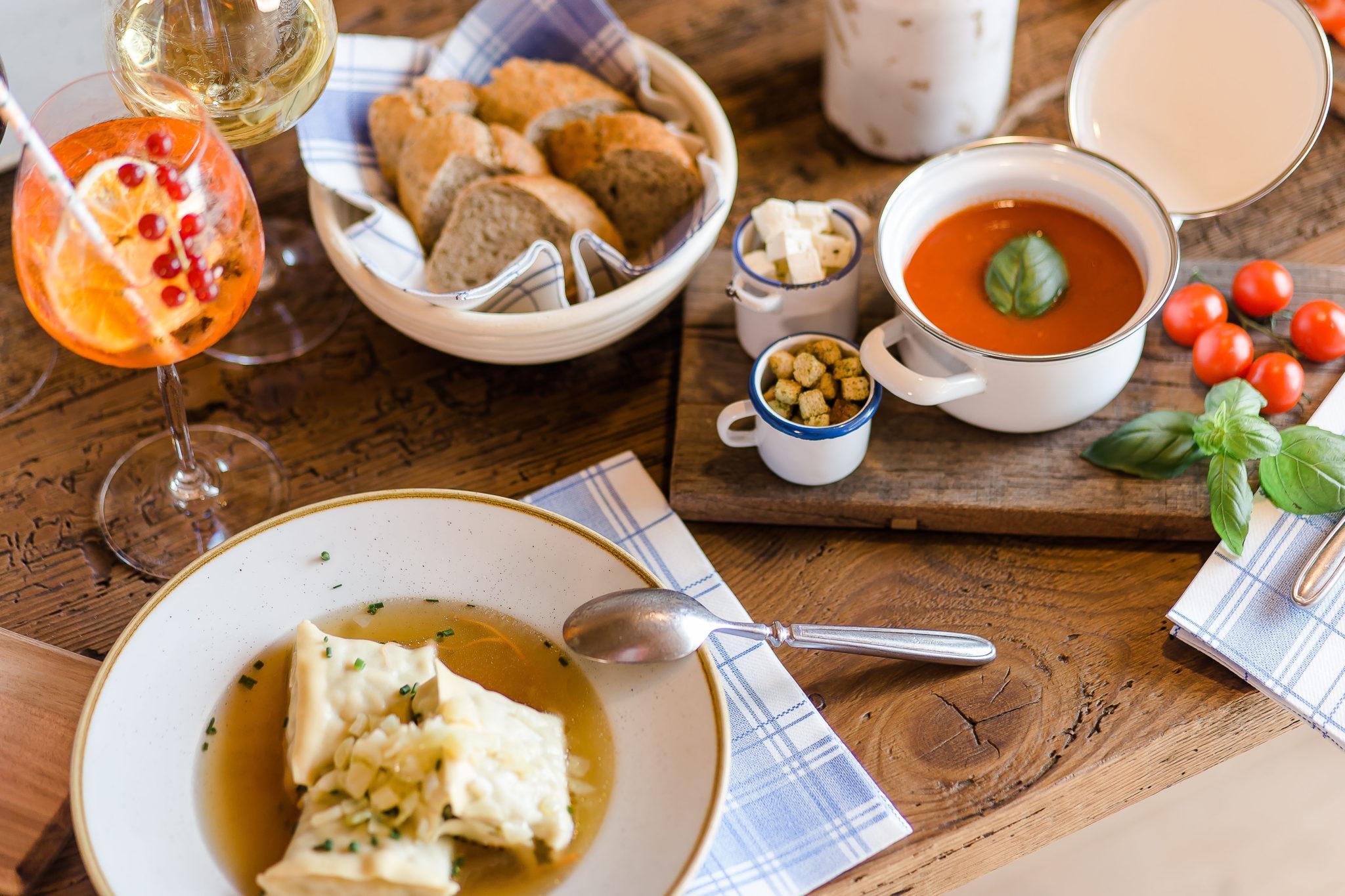 Our Menu – Dinner